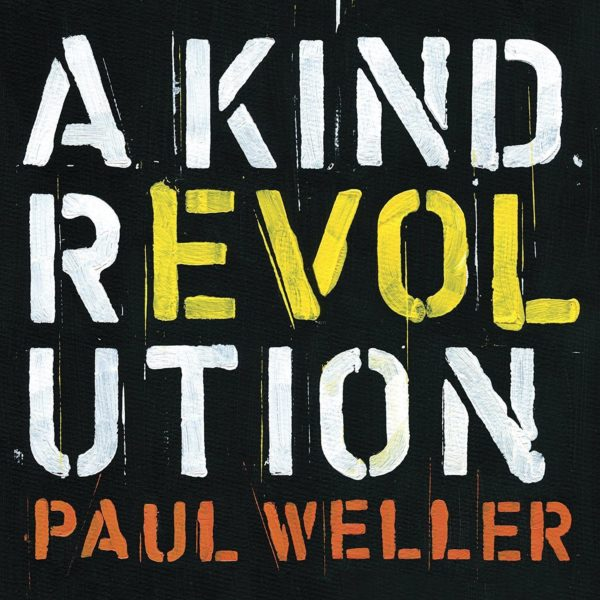 PAUL WELLER A Kind Revolution BOX