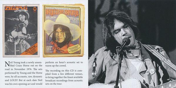 neil young acoustic tour 1976 ghostrec. Black Bedroom Furniture Sets. Home Design Ideas