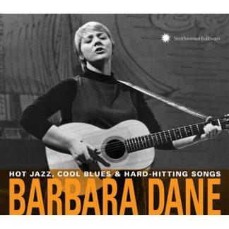 BARBARA DANE Hot Jazz Cool Blues & Hard Hitting Songs 2CD