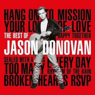 JASON DONOVAN The Best Of