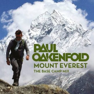 PAUL OAKENFOLD Mount Everest - The Base Camp Mix (VV.AA.)