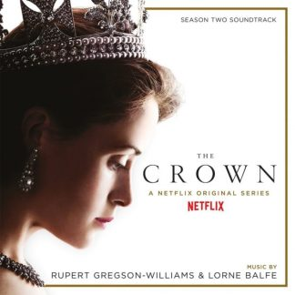 THE CROWN Season Two (OST) R. G.Williams DLP 18O gr. Vinyl Limited