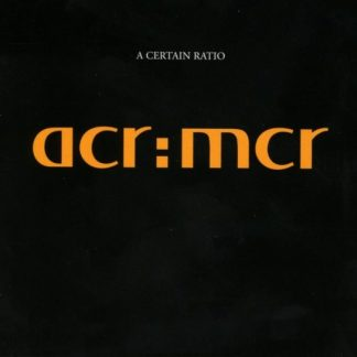 A CERTAIN RATIO Acr:mcr CD