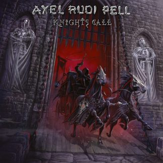 AXEL RUDI PELL Knights Call CD