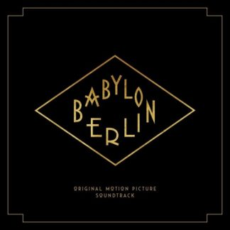 BABYLON BERLIN Johnny Klimek & Tom Tykwer BOX 3LP+2CD