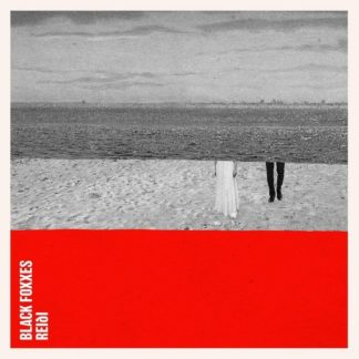BLACK FOXXES Reidi LP Limited Edition