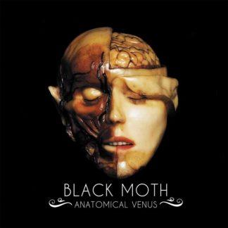 BLACK MOTH Anatomical Venus CD