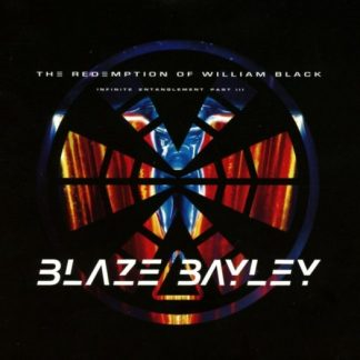 BLAZE BAILEY The Redemption Of William Black CD