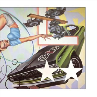 CARS Heartbeat City CD
