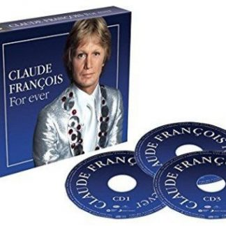 CLAUDE FRANCOIS For Ever BOX 3 CD