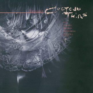 COCTEAU TWINS Treasure LP