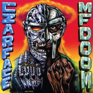 CZARFACE & MF DOOM Czarface Meets Metal Face CD
