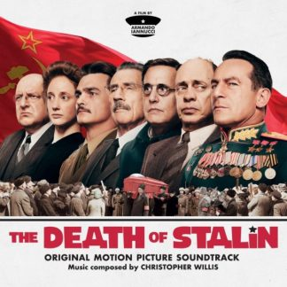 THE DEATH OF STALIN Christopher Willis (OST) CD