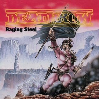 DEATHROW Raging Steel CD
