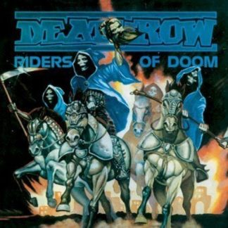 DEATHROW Riders Of Doom CD