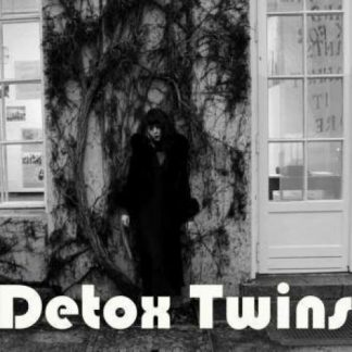 "DETOX TWINS In The Hospital Garden/Transformation 7""  Limited Edition"
