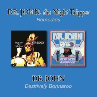 DR. JOHN Remedies + Desitively Bonnaroo 2CD