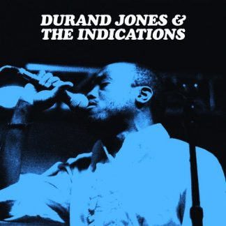 DURAND JONES & THE INDICATIONS Durand Jones & The Indications LP