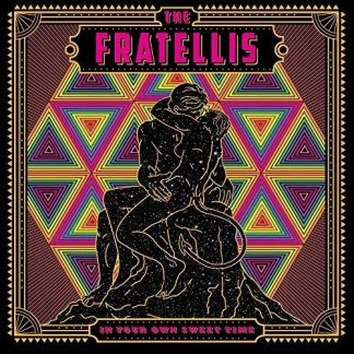 FRATELLIS In Your Own Sweet Time CD