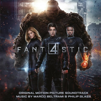 PHILIP GLASS & MARCO BELTRAMI Fantastic Four (OST) DLP