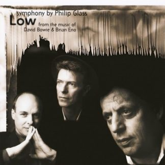 PHILIP GLASS/DAVID BOWIE/BRIAN ENO Low Symphony LP