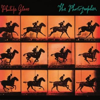 PHILIP GLASS The Photographer LP