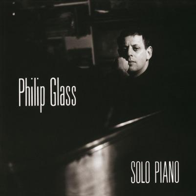 PHILIP GLASS Solo Piano LP
