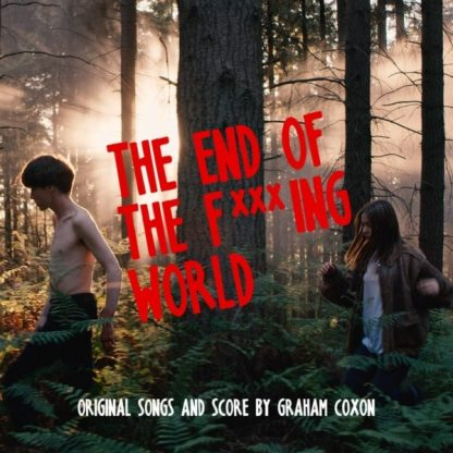 GRAHAM COXON The End Of The F+++ing World (Songs & Score) DLP