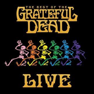 GRATEFUL DEAD The Best Of The Grateful Dead Live 1969-1977 2CD