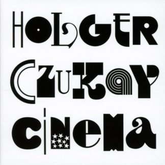 HOLGER CZUKAY Cinema BOX 5 CD + DVD