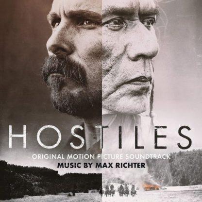 HOSTILES Max Richter (OST) DLP