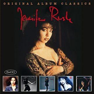 JENNIFER RUSH Original Album Classics BOX 5 CD