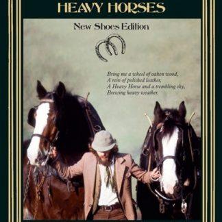 JETHRO TULL Heavy Horses BOXSET New Shoes Edition