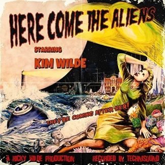 KIM WILDE Here Come The Aliens CD