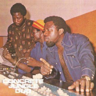 KING TUBBY Concrete Jungle Dub CD