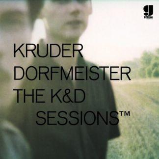 KRUDER & DORFMEISTER The K&D Sessions BOX 5 LP