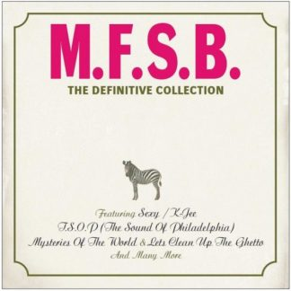 MFSB The Definitive Collection 2CD