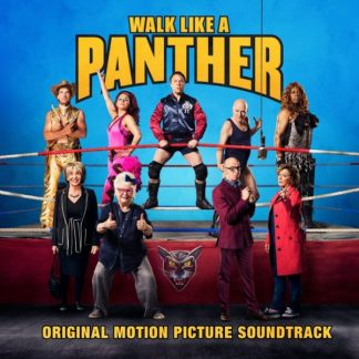 WALK LIKE A PANTHER (VV.AA.) OST CD