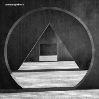 PREOCCUPATIONS New Material CD