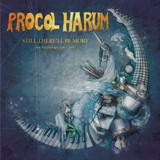 PROCOL HARUM Still There'll Be More-Anthology 1967-2017 BOXSET Lim. Ed.