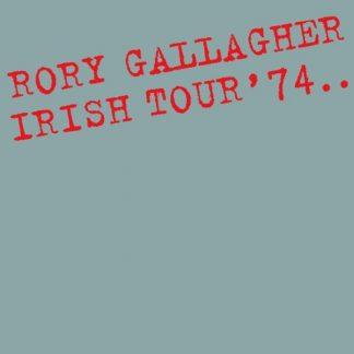 RORY GALLAGHER Irish Tour '74 DLP