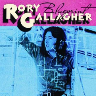 RORY GALLAGHER Blueprint CD