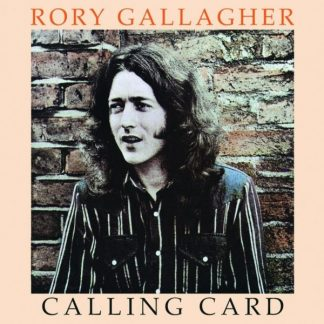 RORY GALLAGHER Calling Card CD