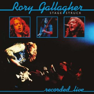 RORY GALLAGHER Stage Struck CD