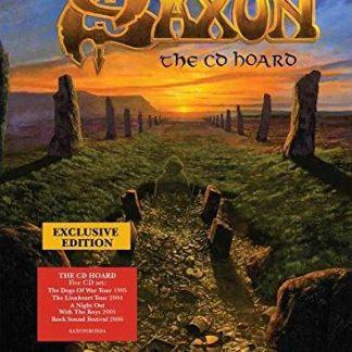 SAXON Saxon LP Limited Edition