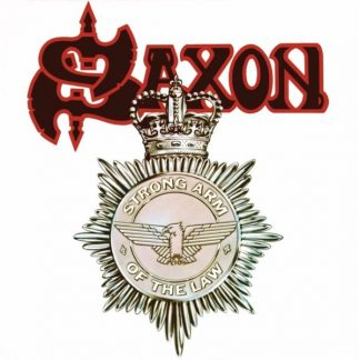 SAXON Strong Arm Of The Law LP Limited Edition