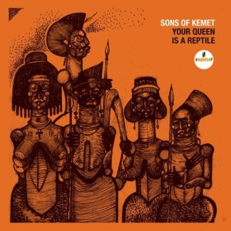 SONS OF KEMET Your Queen Is A Reptile CD