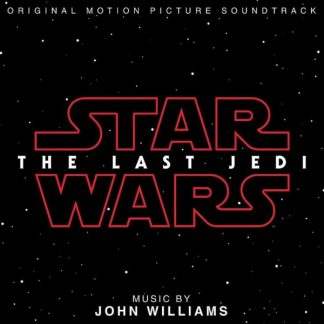STAR WARS - THE LAST JEDI John Williams (OST) DLP