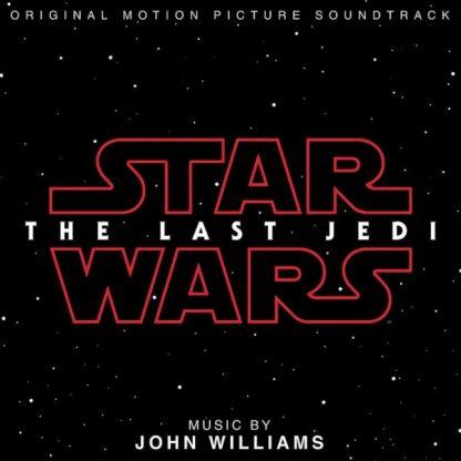 STAR WARS - THE LAST JEDI John Williams (OST) DLP