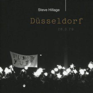 STEVE HILLAGE Dusseldorf BOX 3 LP Limited Edition